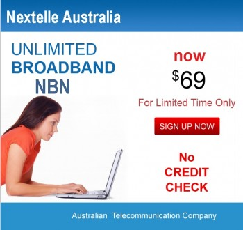 UNLIMITED DATA NBN  Fast Internet