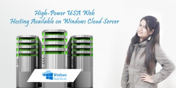 High-Power USA Web Hosting Available on