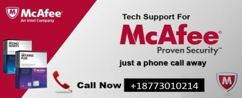 Get Activation Help At +18773010214 And Mcafee Tech Support