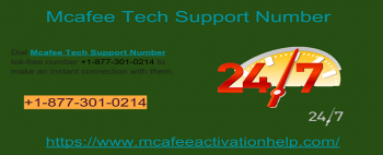 McAfee Tech Support Experts For Guiding Antivirus Setup +18773010214