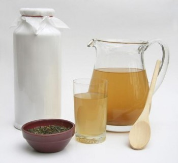 Healthy Probiotic Beverage From Kefir