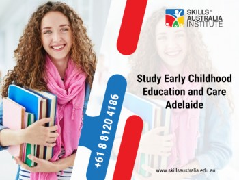 Certificate III in Early Childhood Education and Care Adelaide