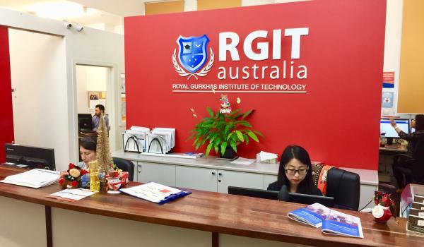 RGIT, Australia: ...