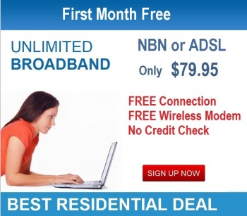 NBN Plans – Unlimited – No Contract