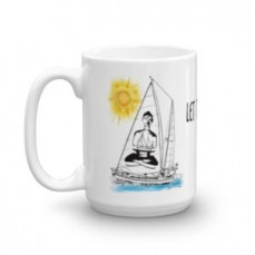 Let the Sea Set You Free – Mug | SV Delo