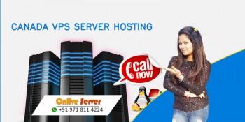 Canada VPS Server Hosting Onlive Server