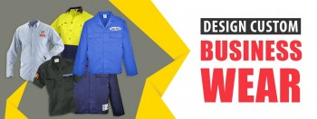 Custom Printed Business Wear Uniforms