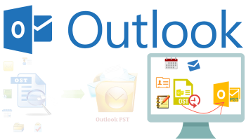 Outlook OST to PST Software