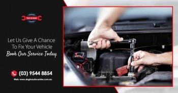 Car Repairs Dandenong | Smash Repairs