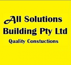 All Solutions Building Pty Ltd