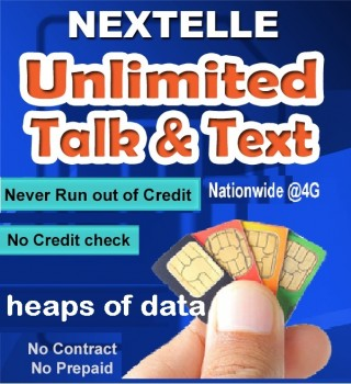 NATIONWIDE UNLIMITED NEXTELLE Talk,Text