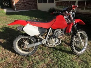 HONDA XR400R 2001