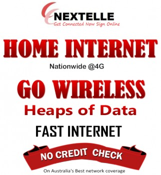 Home Internet Nextelle Free modem with