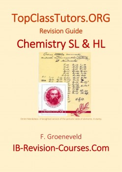 IB Chemistry HL Revision guide 978-90-82