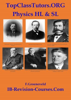 IB Physics HL revision guide 978-90-8234