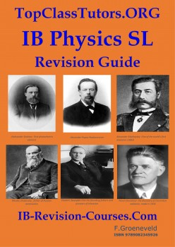 IB Physics SL revision guide 978-90-8234