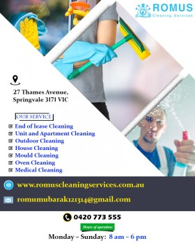 Kitchen Cleaning | Romus Cleaning Services Adelaide