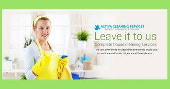 Activa Cleaning Services in Melbourne
