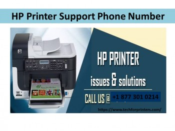 How to Get HP Printer Support Phone Number