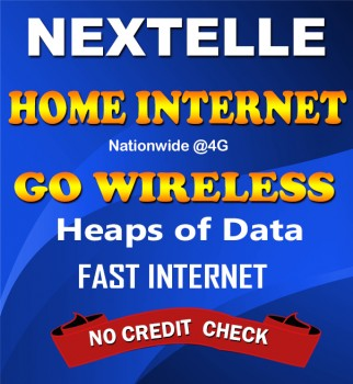 NEXTELLE HOME INTERNET PLAN
