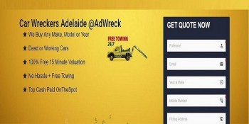 Same Day Pick Up & Payment - Cash For Cars Adelaide - Adwreck