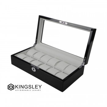 Kingsley luxury jewellery watch boxes fo