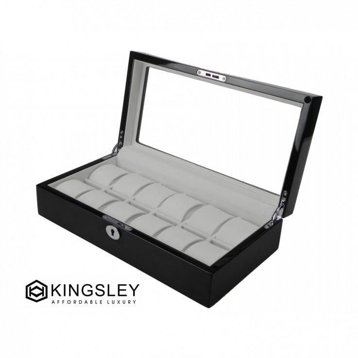Kingsley luxury jewellery watch boxes fo