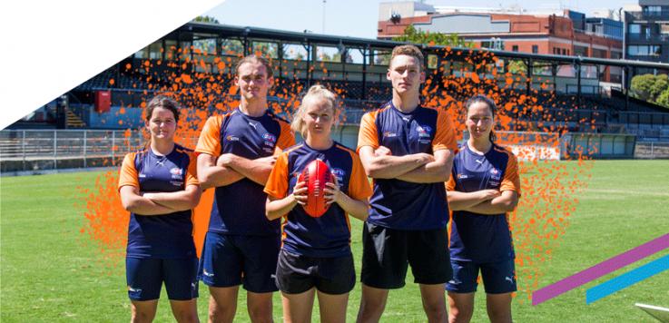 AFL Victoria - AFL training - SEDA Vic