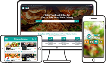 Foodchow Online Food Ordering Systen