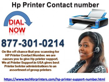 Hp Printer Contact Number Support For Hp