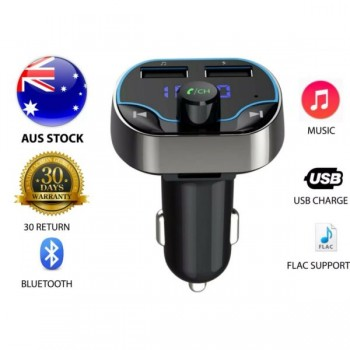 New Wireless Bluetooth Car Kit FM Transm