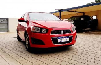 2016 Holden Barina 5 door Automatic