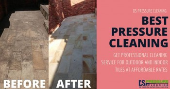 High Pressure Cleaning In  Melbourne | DS Pressure Cleaning