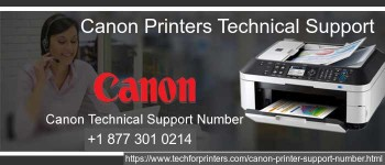 Canon Printer Technical Support Phone Number +1 877 301 0214