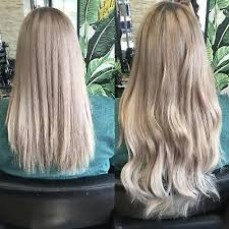 Weft hair Extensions in Australia