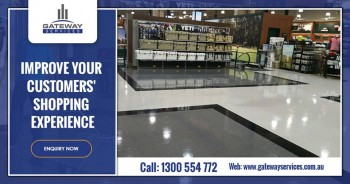 Reliable and Affordable Supermarket Cleaning Services