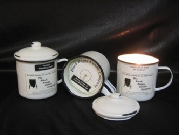 Buy Luxurious Enamel Cup Candles Online