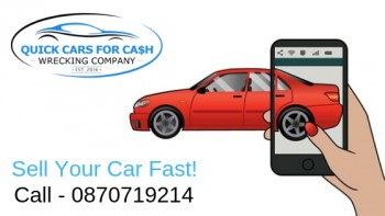 Cash Paid For Junk Cars | Sell Your Car