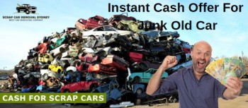 Instant Cash Offer For Junk Old Car