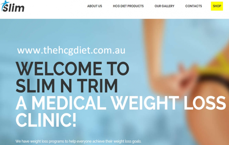 The HCG Diet Aus ...