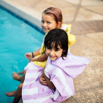 Shop Our Kids Hooded Ponchos Beach Towel
