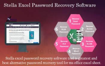 Excel Password Recovery Tool to Recover