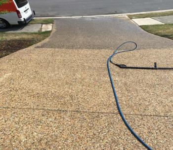 Concrete Cleaning & Washing Brisbane