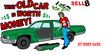 Instant Cash For Cars in Cairns | Sell8