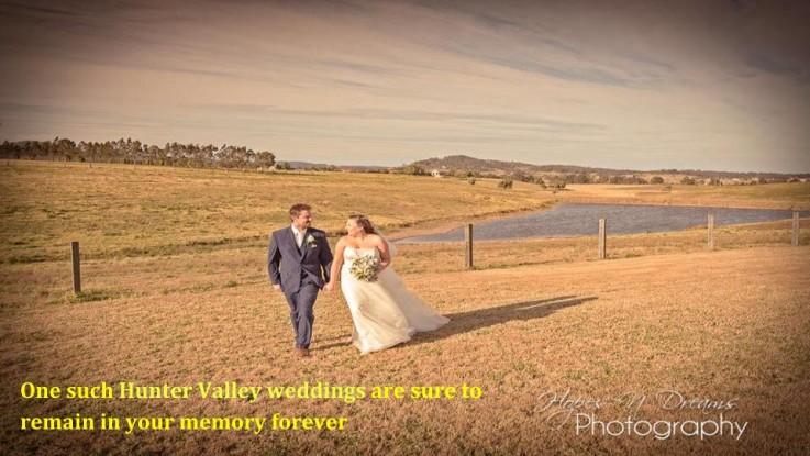 Memorable Hunter Valley Weddings in NSW