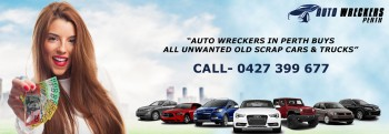 Auto Wreckers in Perth Buys All Unwanted