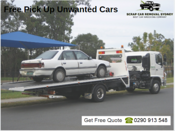 Free Pick Up Unwanted Cars | Scrap Car R