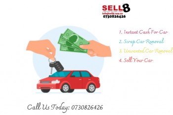Sell8 Buy Unwanted Vehicles in Cairns