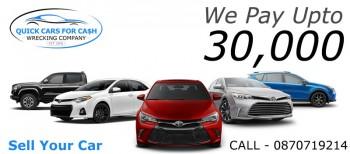 Get Instant Cash For Junk Car  